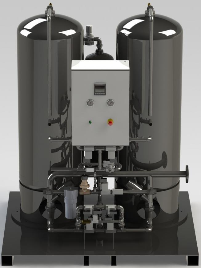 PSA Azot jeneratörü